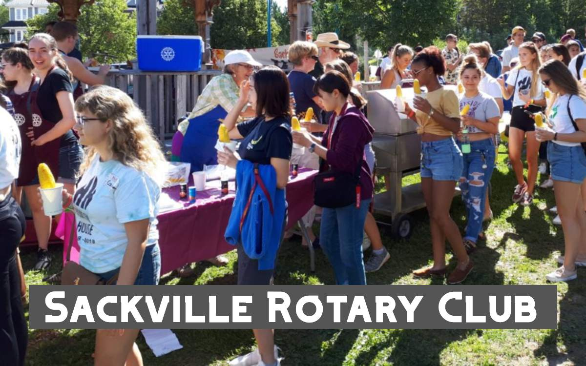 Sackville Rotary club feature