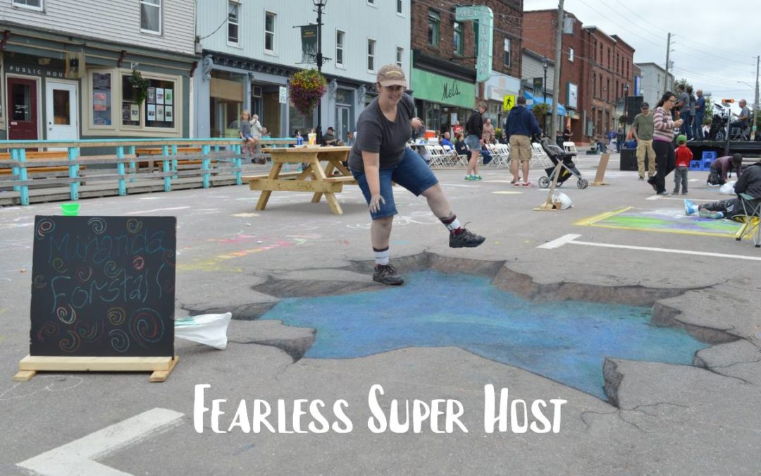 fearless super host