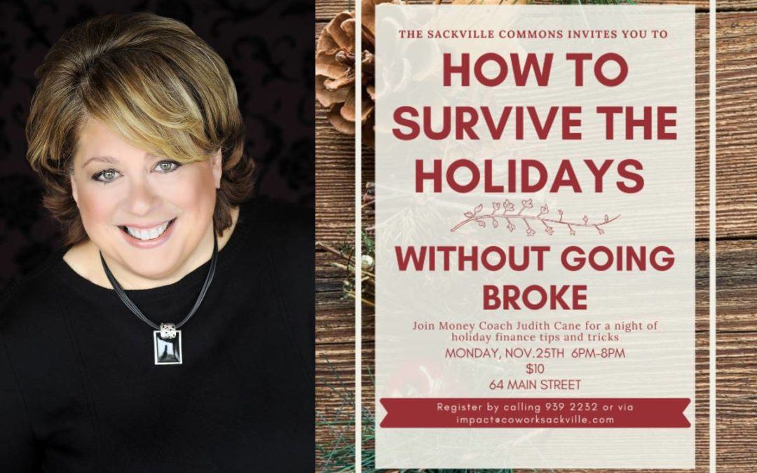 How to Survive The Holidays (Without going broke)