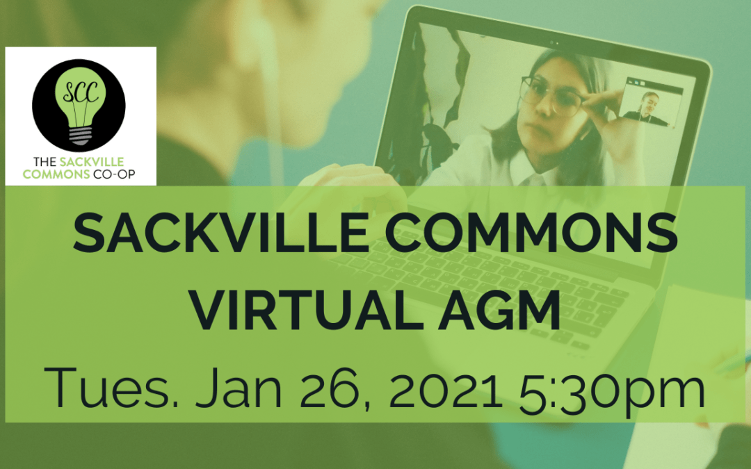 Join us Online for our 4th Annual General Meeting
